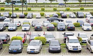 New parking apps allow you to toss the keys to a valet without worrying about where to park your car.