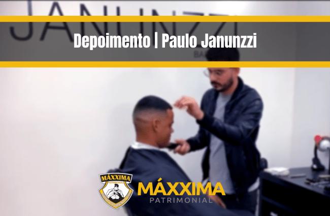 Depoimento   Paulo Janunzzi
