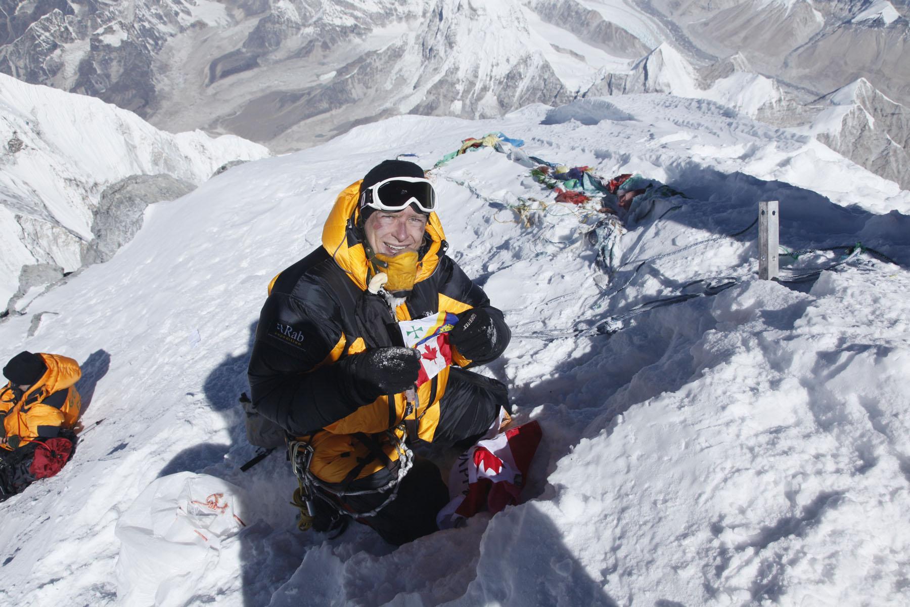 Yasuko Namba Body Everest