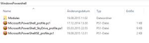 Module Folder
