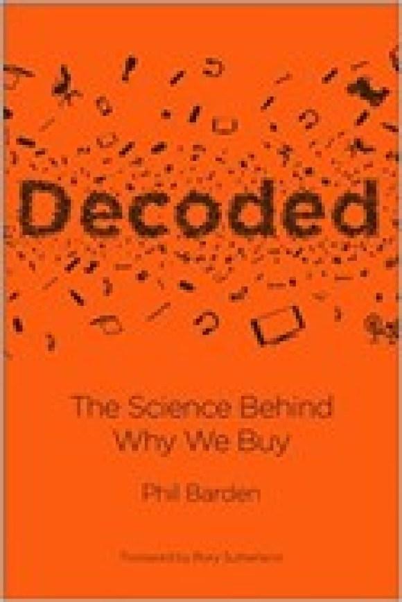 Couverture livre marketing digital Decoded