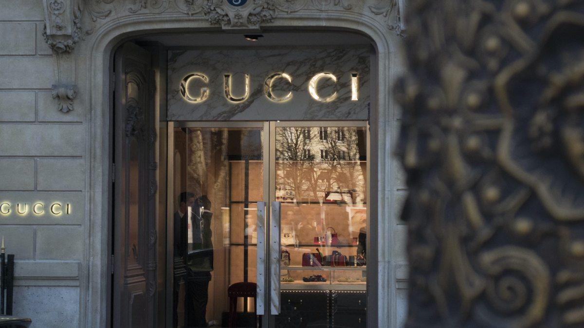 Boutique de Luxe Gucci