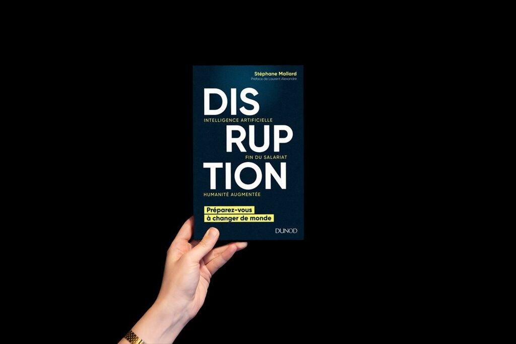 Livre Disruption