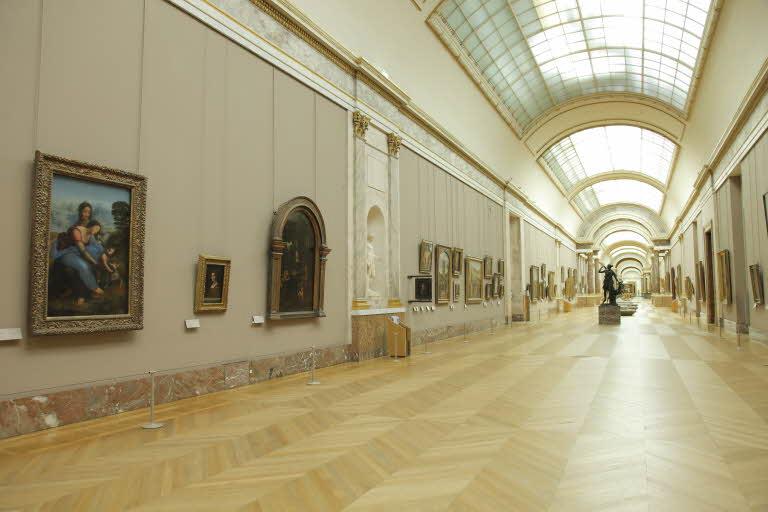 Grande Galerie du Musée du Louvre