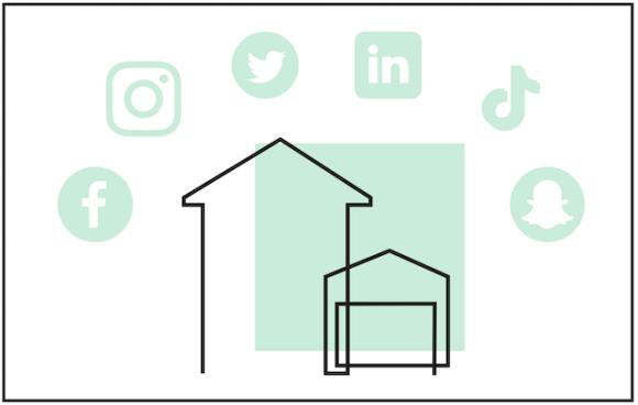 Réseaux sociaux et promotion immobilière
