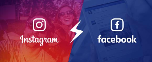 Facebook versus Instgram