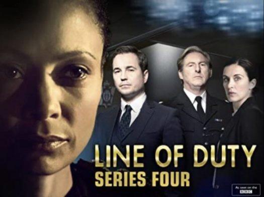 Filmplakat der Serie Line of Duty