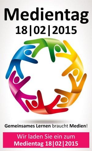 Bild: Einladung Medientag 18.02.2015