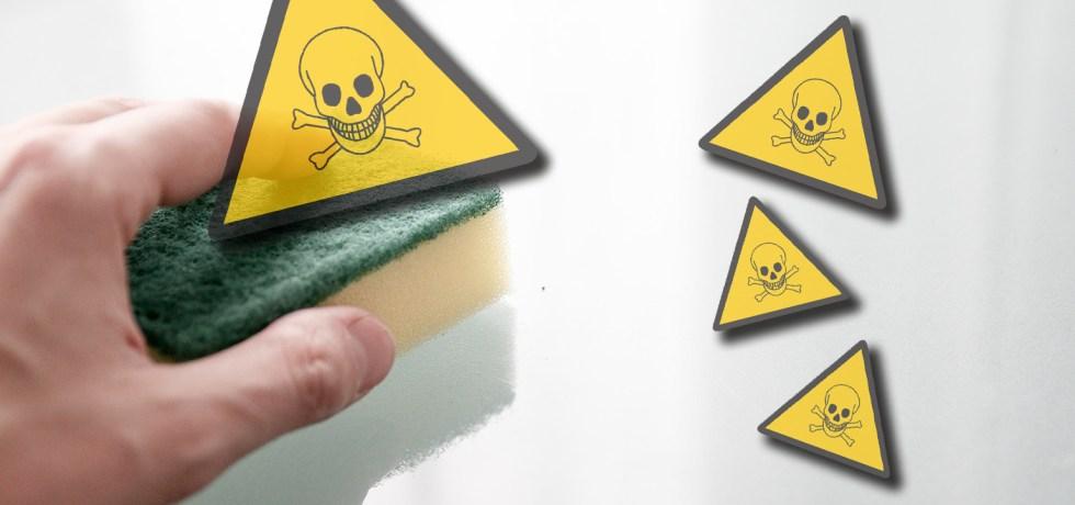 Nefaste gevolgen van overmatig chloor gebruik