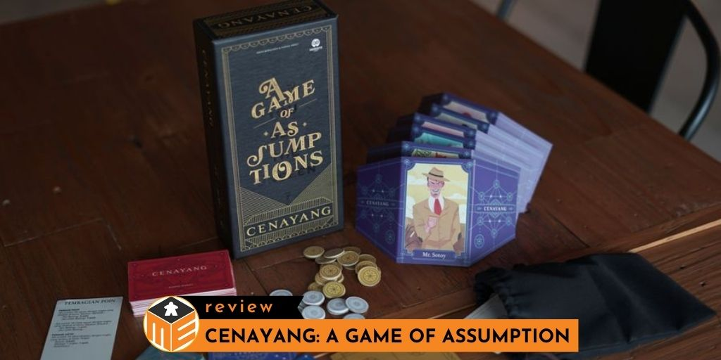 Cenayang: A local party game from Indonesia [Review]