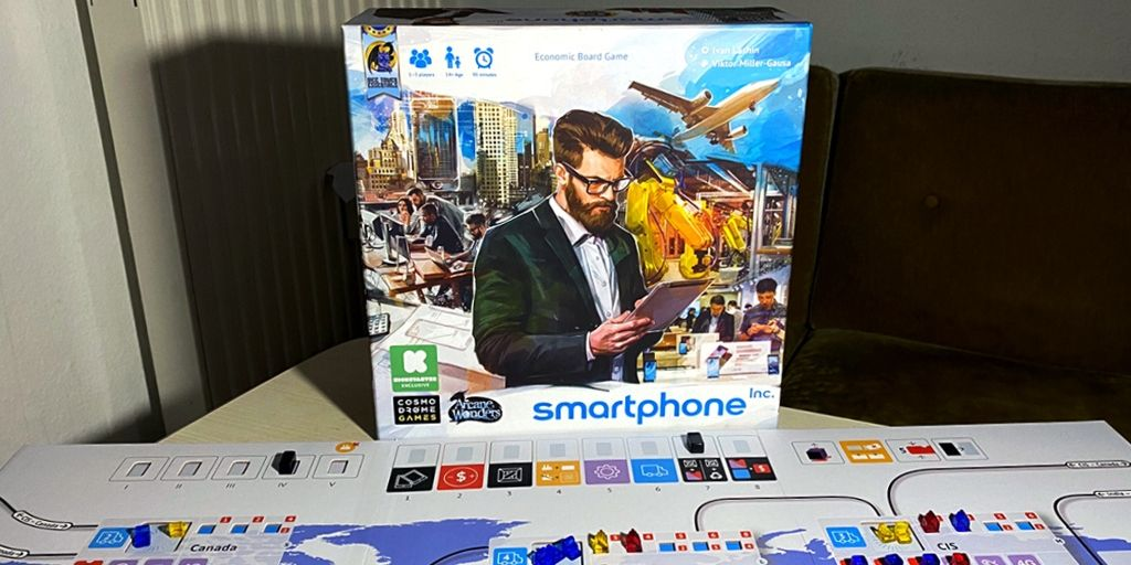 Smartphone Inc.: The next smartphone tycoon is… [Review]