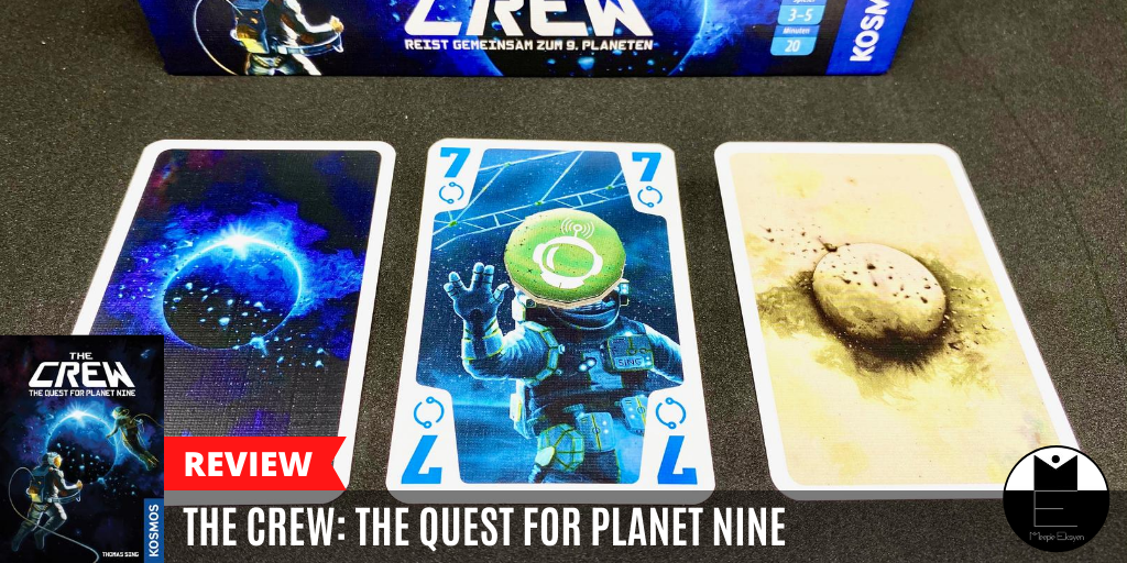 The Crew: Cooperative space discoveries card game [Review]