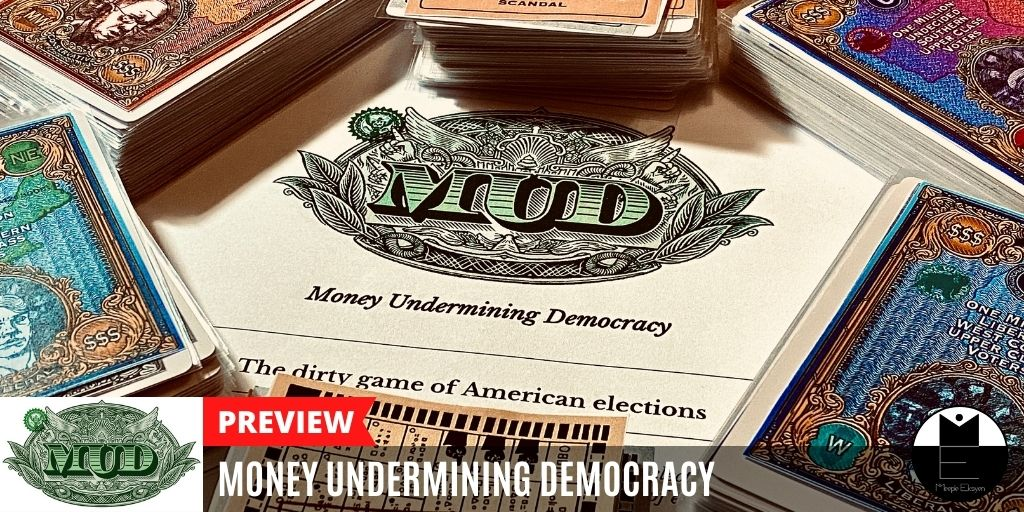 MUD: Money Undermining Democracy – PNP [Preview]