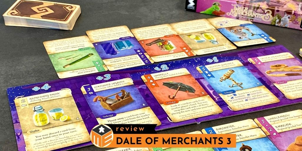 Dale of Merchants 3: A revisit to the animalfolks [Review]
