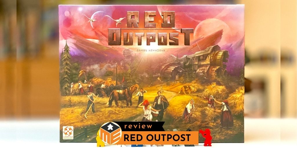 Red Outpost: The commies win the space race [Review]