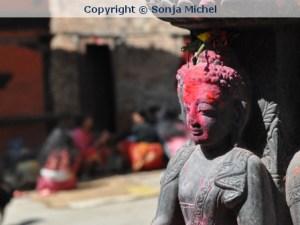 Buddhismus - Was ist Glück? (Foto: Sonja Michel)