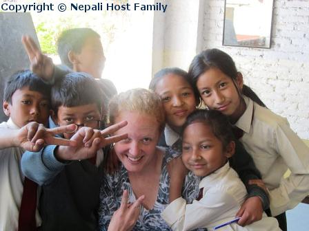 Volontariat, Auslandspraktikum, Ehrenamt in Nepal