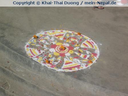 Tihar in Nepal – Tag 2: Kukur Puja