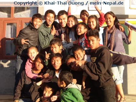 Nach 26 Tagen (mehr oder weniger) zurück aus Nepal….