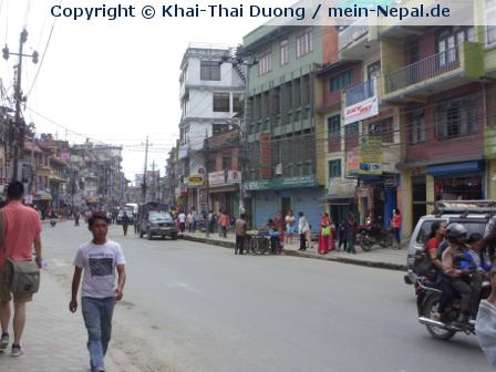 Nepal XI – Tag 25 – Leergefegt
