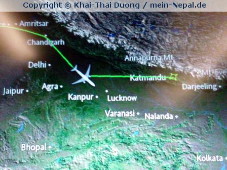 Sie beginnt – meine 6. Nepal Reise