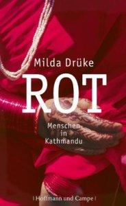 """Rot - Menschen in Kathmandu"" von Milda Drüke (Bild: Amazon.de)"
