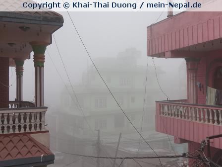 Freiwilligenarbeit in Nepal – Wenn sich der Nebel lichtet