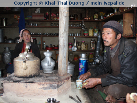Nepal XI – Tag 16 – Geräuchert