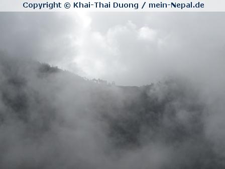 Nepal XI – Tag 19 – Verloren