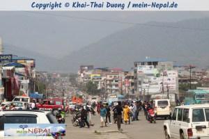 In Bharatpur findet man nur ganz wenige Touristen.