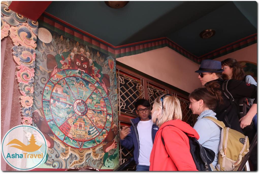 Nur jemand, der in Nepal aufgewachsen ist, versteht das Land mit seinen ganzen, vielfältigen kulturellen Facetten.