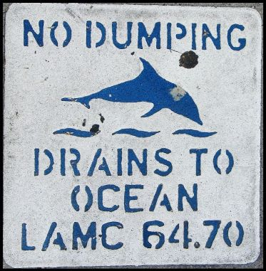 no dumping please
