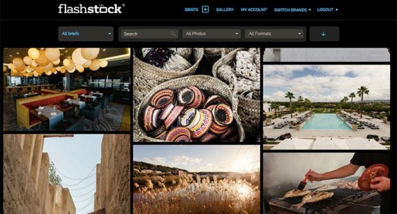 FlashStock is part of new breed of stock photo agencies