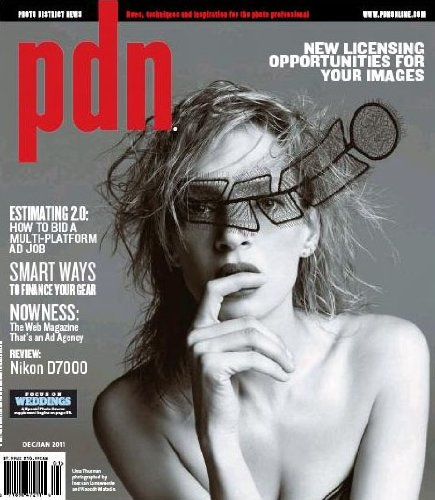 PDN Magazine illustration