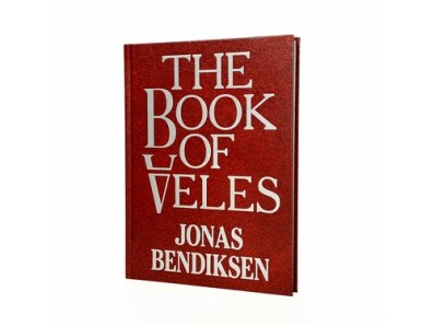 A photo of the book of Veles by Jonas Bendiksen
