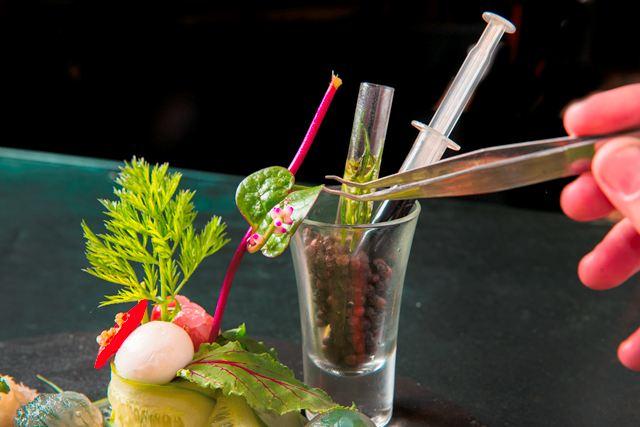 Comida o arte Gastronoma molecular en Cuba  Blog