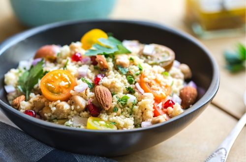 vegetarian couscous