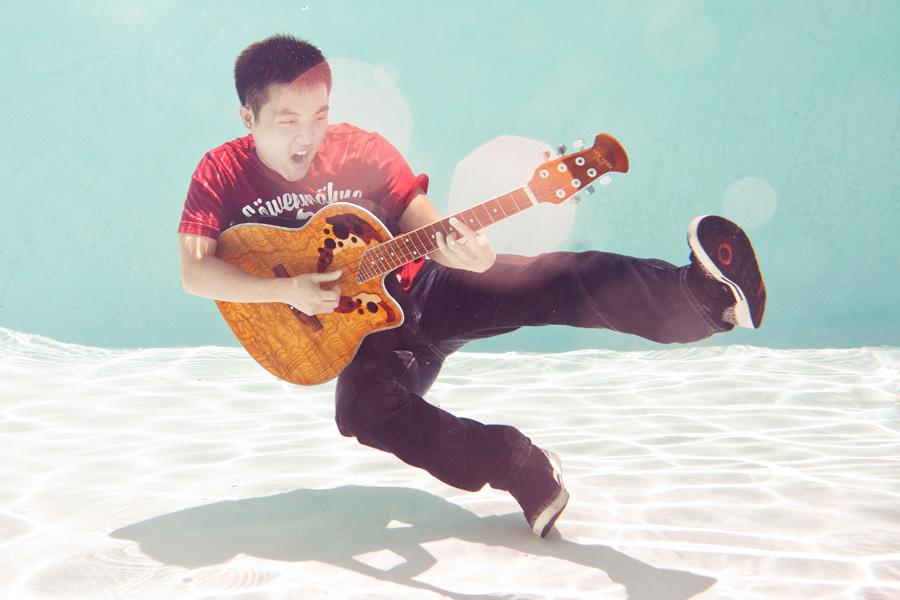 MellyLee-DavidChoi-Underwater