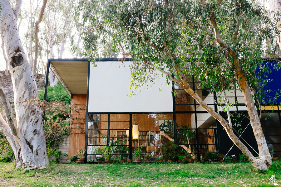 Eames House Visit by Melly Lee (mellylee.com)