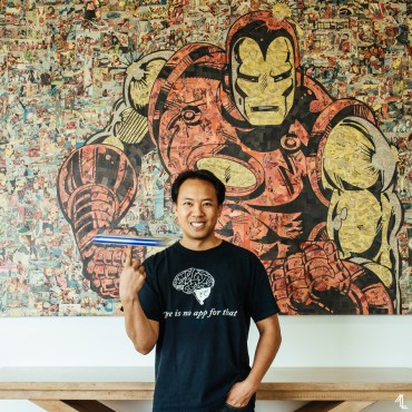 Jim Kwik by Melly Lee (mellylee.com)