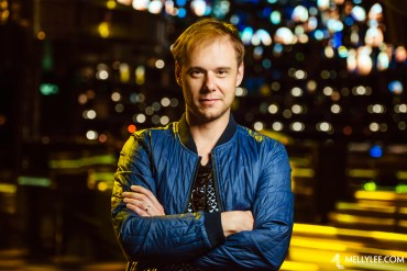 Armin Van Buuren by Melly Lee (mellylee.com)