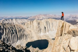 Mount Whitney by Melly Lee (mellylee.com)