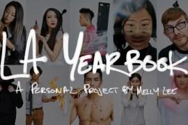 LA YEARBOOK by Melly Lee (mellylee.com)