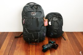 packing, southeast asia