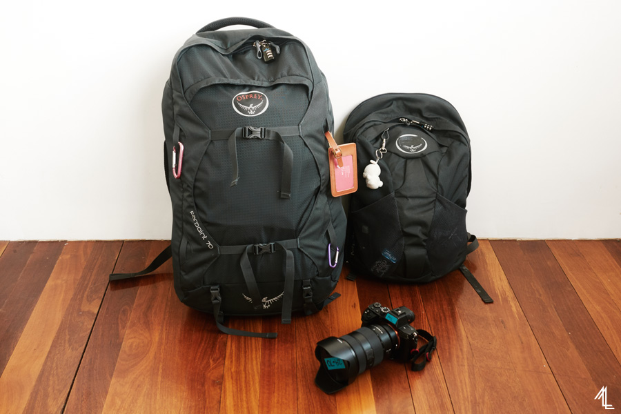 8b30e7260644 Backpacking Asia  What to Pack - Melly Lee Photography Blog