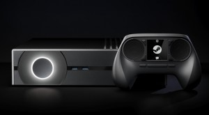 SteamBox met controller (beta)