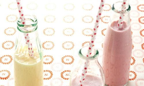 Recette estivale : Yaourt à boire fraise MelyMarmelade