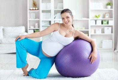 7 exercices à faire pendant la grossesse