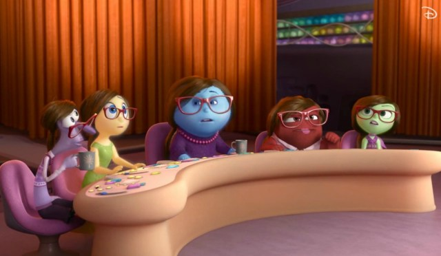 Mely-News ViceVersa Film d'animation Disney Pixar