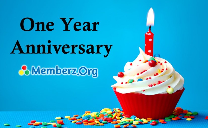 Hurray!!! Memberz.Org is One